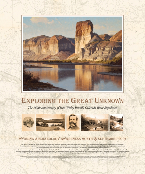 2019---Explore the Great Unknown - John Wesley Powell