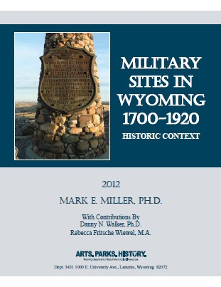 Military-Sites-in-Wyoming-1700-1920
