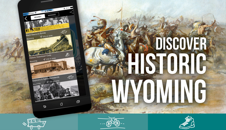 Discover Historic Wyoming